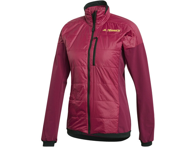 adidas TERREX Skyclimb Jacke Damen power berry
